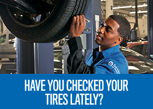 Have You Checked Your Tires Lately Tile
