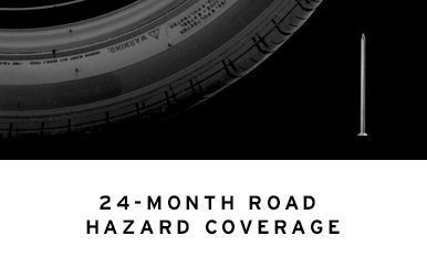 24-Month Road Hazard Coverage - 2016 update
