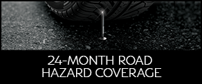 24-Month Road Hazard Coverage