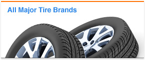 All Major Tire Brands