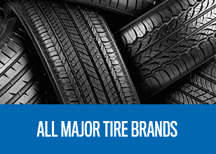 All Major Tire Brands Tile