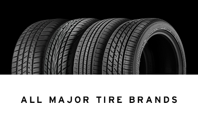 All Major Tire Brands - 2016 update